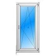Пластиковые окна для дачи эконом класса 750*1000 фото