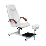 Педикюрное кресло Дино II Дерево фото