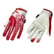 Перчатки Scoyco MX48 красные фото