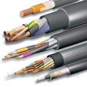 Оптико-волоконный кабель фото