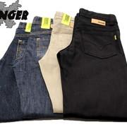 Джинсы оптом от производителя, широкий ассортимент джинсовых изделий от детской до взрослой серии. фото