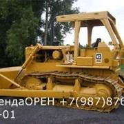 Услуги Бульдозеров Komatsu d-155 40т фото