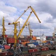 Пуско-наладочные работы портовой техники Одесский порт фото
