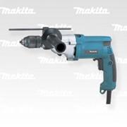 Двухскоростная ударная дрель HP2051F фото