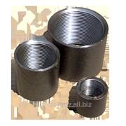 Муфта стальная ГОСТ 8966-75 Dу 15 фото
