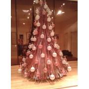 Оформление к Новому году и Рождеству фото