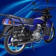 Мотоцикл Jorga 150A (цвет синий) фото