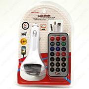 FM Модулятор Mp3-FM (micro,iphone,AUX) фото