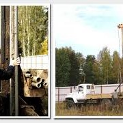 Инженерно-геологические изыскания для ангаров и складов фото