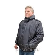 Куртка охранник фото