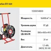 Вентилятор для постоянного накачивания Ramfan EV 420 фото