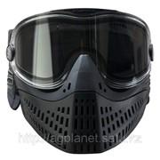 Маска пейнтбольная Empire E-Flex goggle чёрная фото