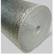 Вспененный полиэтилен с односторонним металлизированным лавсаном фото