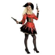 Костюм карнавальный Пиратка фото
