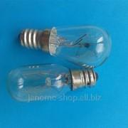 Лампа для бытовых машин с резьбой тонкий цоколь Е - 12 фото