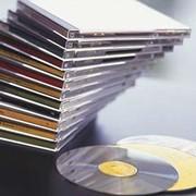 Диски CD (CD-R), DVD и т.д.. фото
