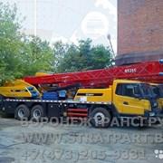 Автокран 90 тонн услуги  в Воронеже, Тамбове и ЦФО фото