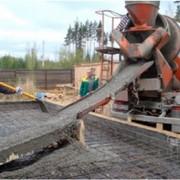 Бетон. Бетон цена. Купить бетон. Бетон М-350 П3 фото