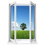 Окна из поливинилхлорида фото