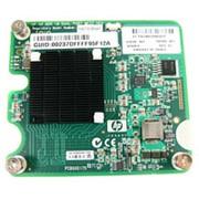 539933-001 Контроллер HP NC542m Dual-Port (DP) Flex-10 10GbE Multifunction (MF) BL-c adapter фото