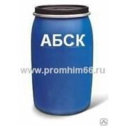 Алкилбензолсульфокислота (АБСК) фото