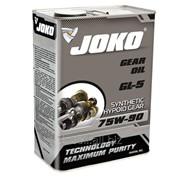 Трансмиссионное масло JOKO GL-5 75w-90 4л JGL754 фото