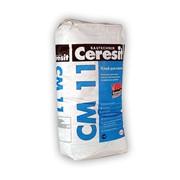 Ceresit CM 11 клей для плитки для внутренних и наружных работ, 5кг фото