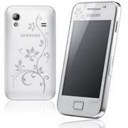 Смартфон Samsung Galaxy Ace Pure White фото