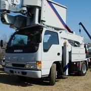 Услуги автов 22-40 метра, подъемник агп 22,  фото