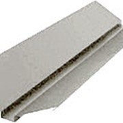 Ендова ЕВ-417 1.5м Сигнально-белый RAL9003 фото