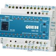 Программируемый логический контроллер Овен ПЛК100-24.К-L фото
