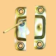 Завертка форточная цинк желтый фото