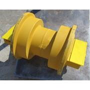 Каток опорный однобортный для бульдозера Shantui SD22 фото