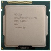 Процессор Intel Core i5-3570K (четырехядерный) фото