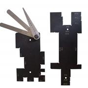 Шаблоны и щупы для электрических машин ШЭМ-ДК-106Б фото