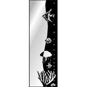 Обработка пескоструйная на 1 стекло артикул 7-10 фото