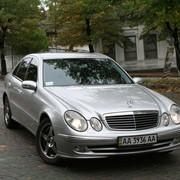 Аренда и прокат автомобя Mercedes E-320 avangarde 20063 гр - км120 гр - часОбслуживание свадеб, делегаций, трансфер в аэропорты, ж.д вокзалы, сопровождение и т.д фото
