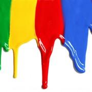 Краска АК-193 Зеленый, красно-коричневый фото