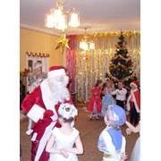 Услуги Дед Мороза в детский сад фото