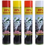 Полироль-очиститель пластика Dashboard Cleaner, аэрозоль Артикул: 120107-3 фото