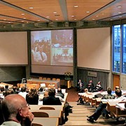 Организация деловых мероприятий- конференций, семинаров и форумов фото