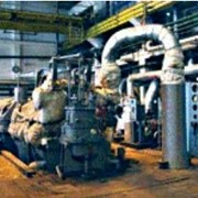 Турбины теплофикационные с производственным и отопительным регулируемыми отборами пара (ПТ) фото