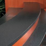 Столешница из искусственного камня фото