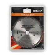 Пильный диск Bergen т/спл 230х72Тх30мм фото