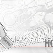 Кольцевая фреза 55 мм - Ø 37 мм. быстрорез полое корончатое сверло из HSS EUROBOOR фото