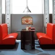 Набор мягкой мебели для кафе Робби фото