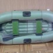 Лодка надувная гребная фото