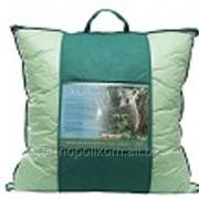 Одеяло детское в чемодане, цветной вкладыш Эвкалиптовое волокно (Lyocell) (300г/м2) 110х140 Тик/сатин (100% хлопок) фото