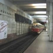 Шпала для метрополитена фото