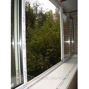 Раздвижные балконные рамы в днепре (алюминиевые окна) - окна.